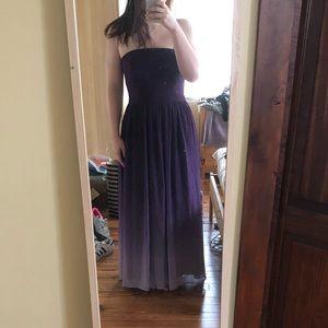 ERIN prom dress size 12